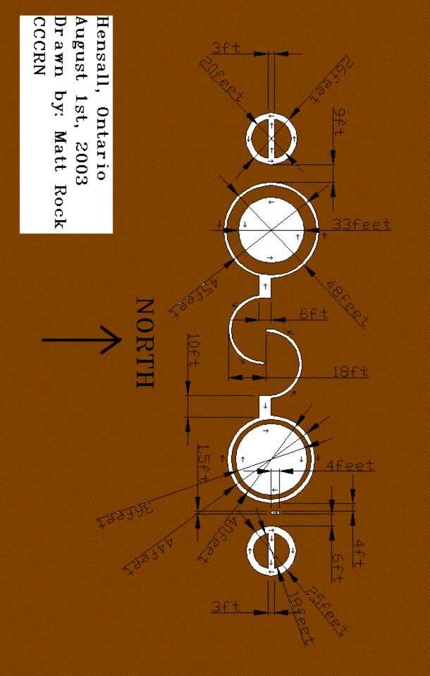 sacred geometry   a canadian crop circle